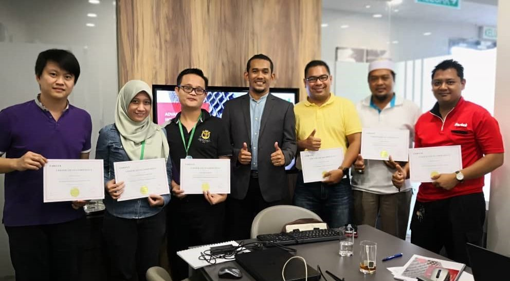 Congratulations to All Participants of Advanced Internet of Things Professional (AIOTP) in Penang, Malaysia