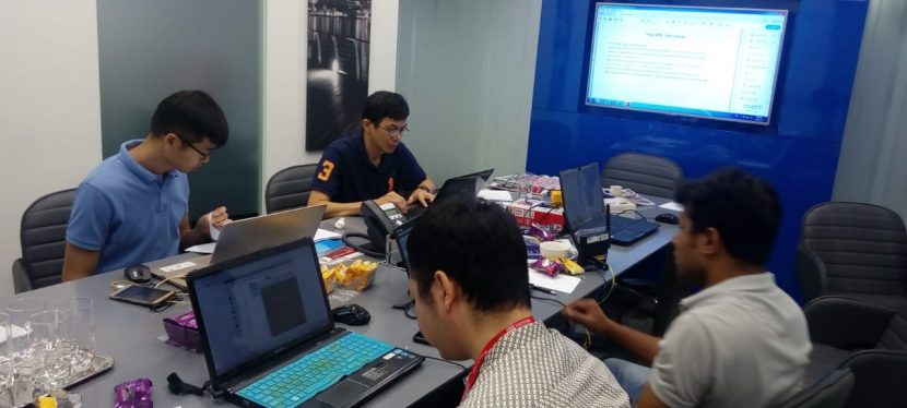 Intensive Hands-On Experience Based On Real-Cases