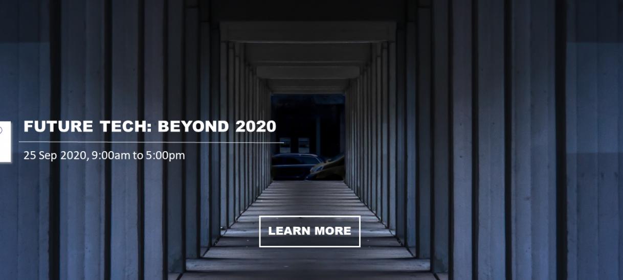 Future Tech: Beyond 2020
