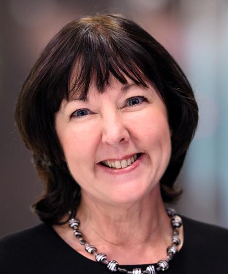 Margaret Manning OBE