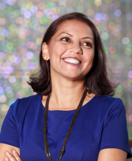 Dr. Nashya Haider
