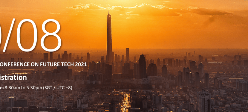International Conference on Future Tech (ICFT) 2021